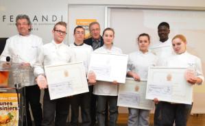 Les finalistes 2013