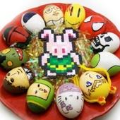 15 oeufs de Pâques très originaux