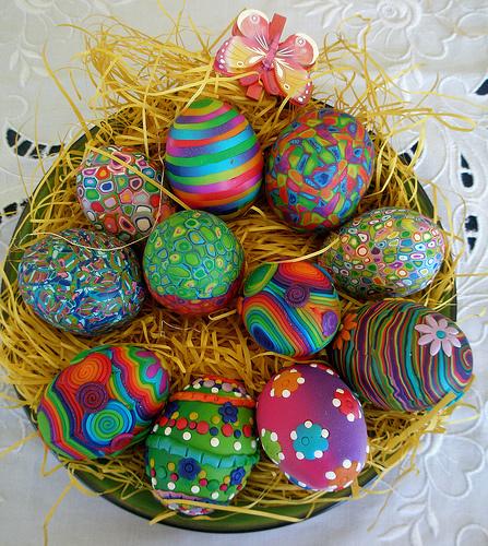 Les stars de Pâques, ce sont oeufs !!