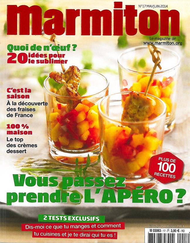 Marmiton le magazine : 20 idées pour sublimer notre ami l'oeuf