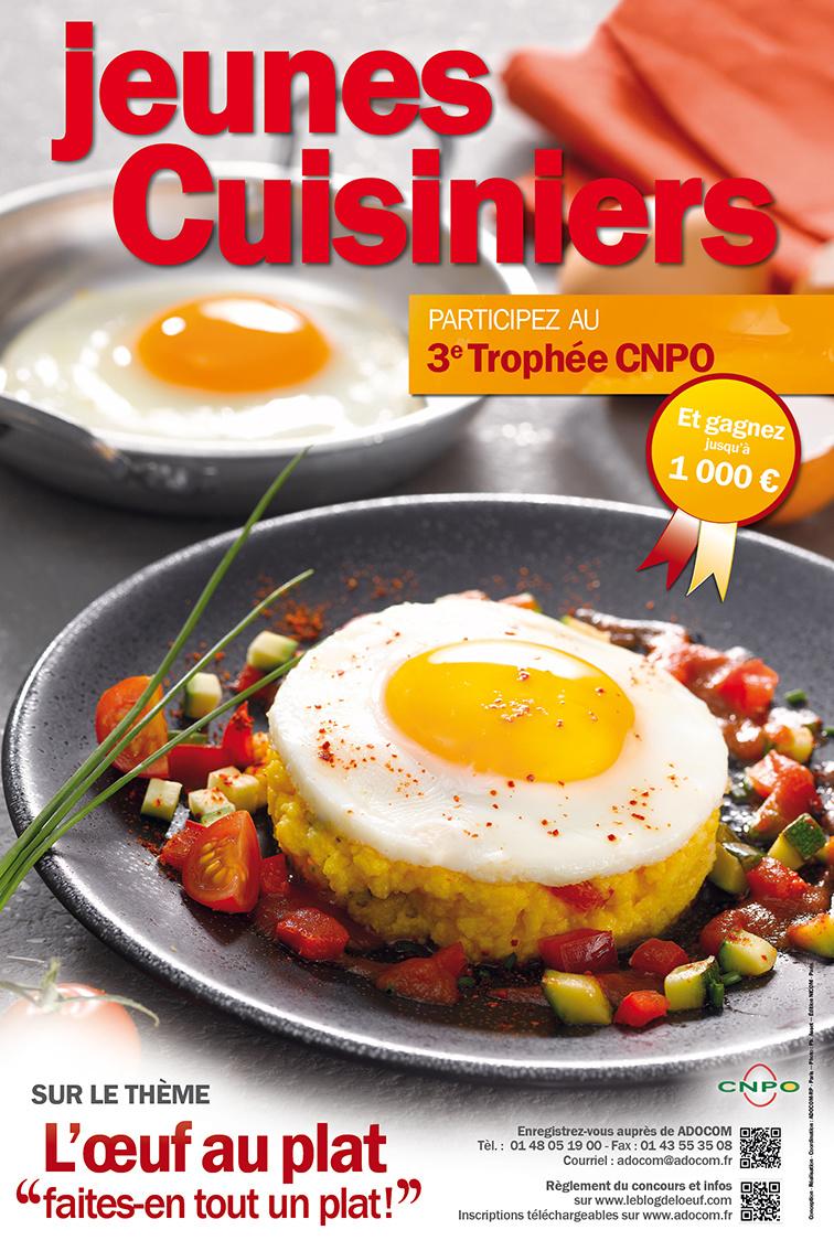 Concours 2015 : L'oeuf dans toutes ses recettes