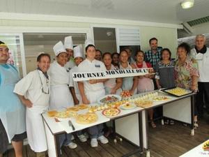 La Journée Mondiale de l'Oeuf à Tahiti !
