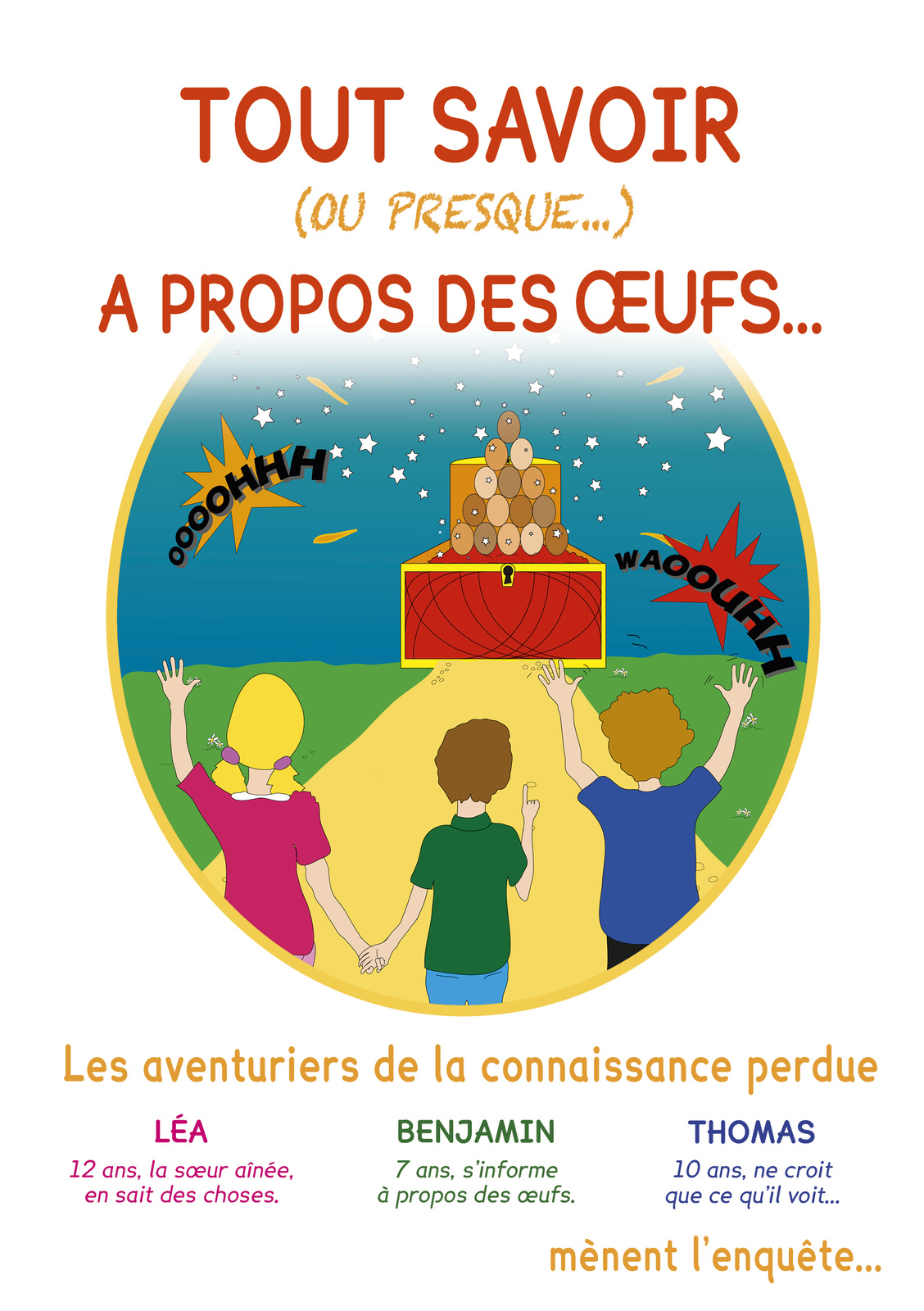 Vendredi 9 octobre : La Journée Mondiale de l'Oeuf 2015