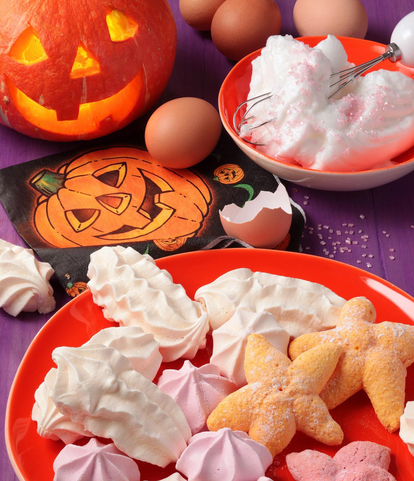 L'oeuf maître d'école de cuisine fête Halloween !