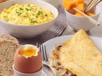 96% de nos compatriotes reconnaissent que l'Oeuf offre de multiples qualités culinaires