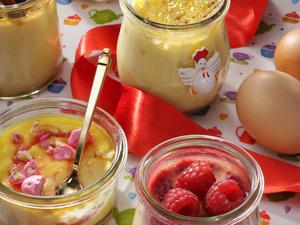 Repas de fêtes avec des œufs : La Touche Finale !