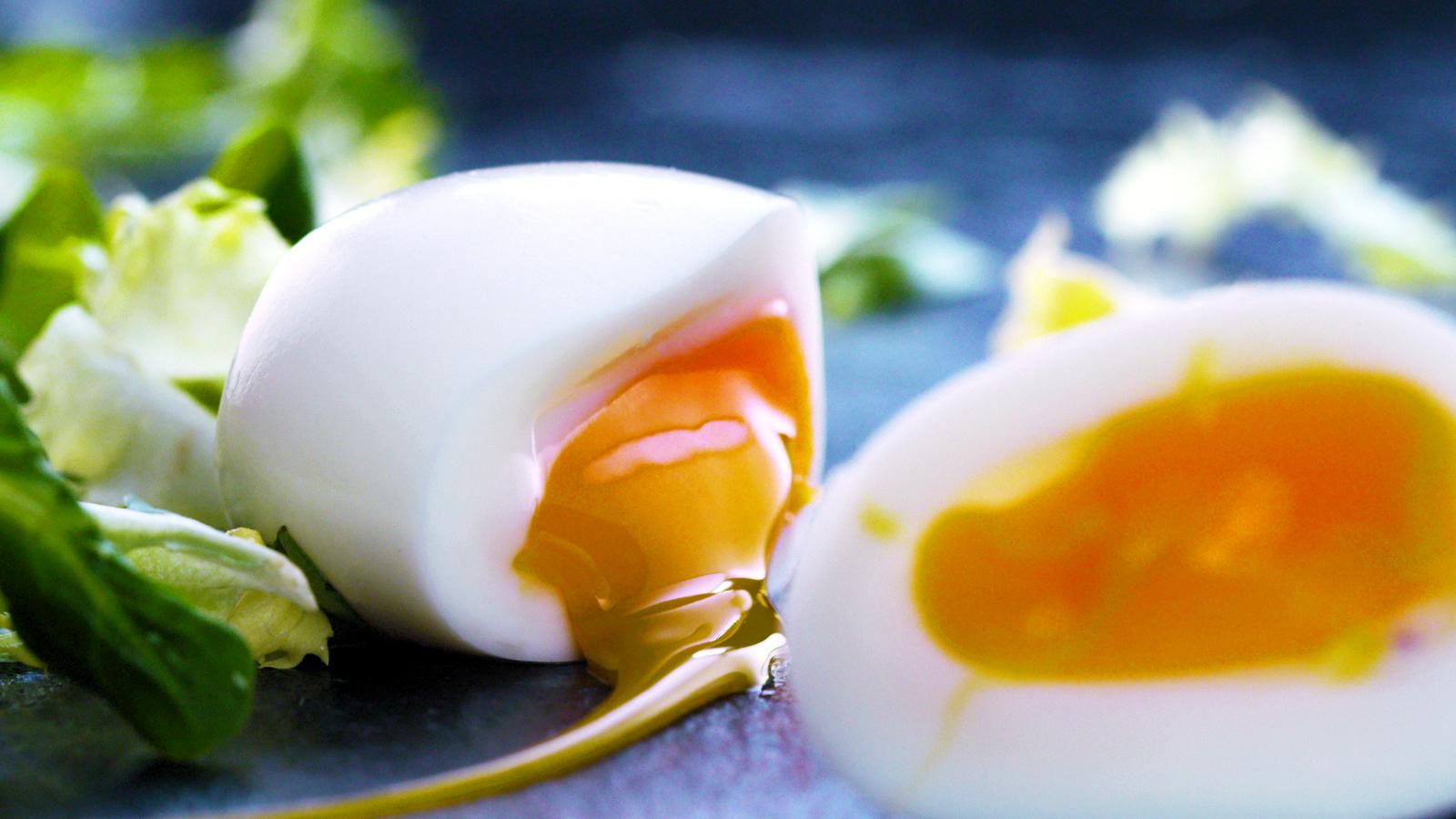 Comment écaler et non écailler... un œuf dur facilement ?