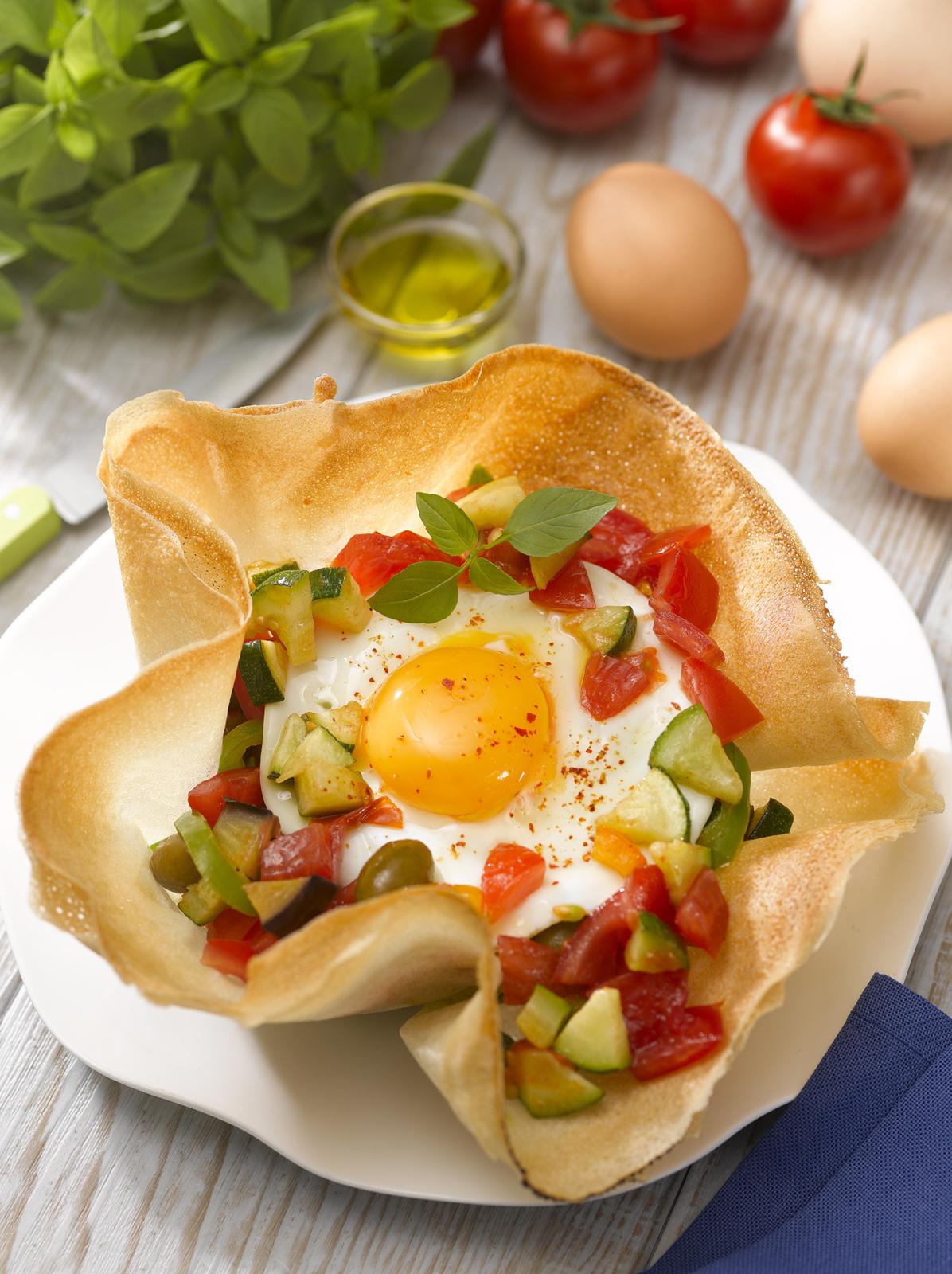 L'œuf : un produit facile et rapide à préparer