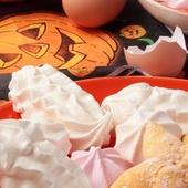 Les meringues d'Halloween