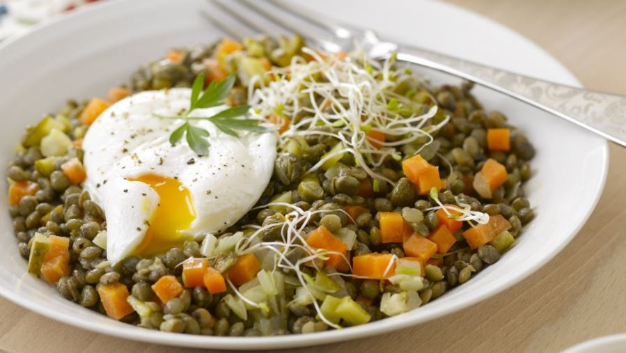 Vu dans Le Figaro Magazine TV : une recette avec les œufs