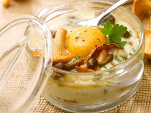 Vu dans Madame Figaro : des recettes avec des œufs