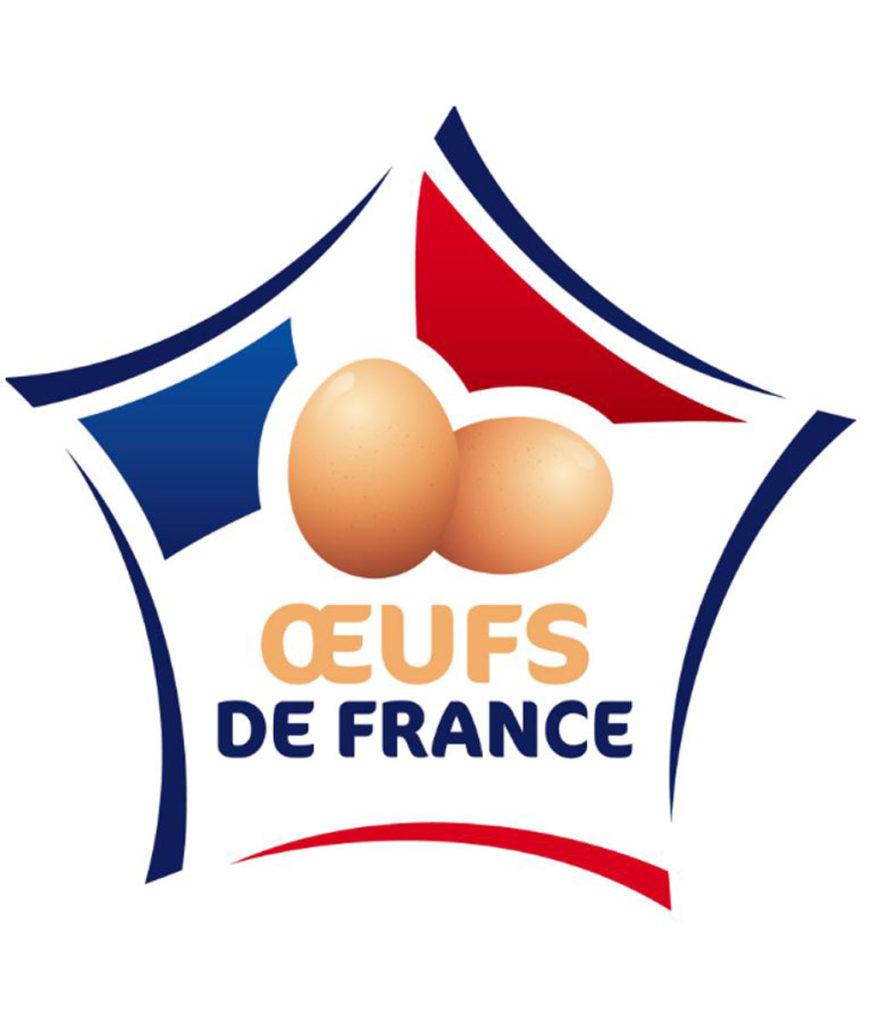Logo Oeufs de France